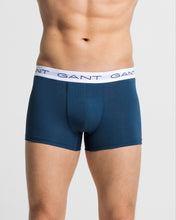 Load image into Gallery viewer, Gant 3 Pack Boxers Rugby Stripe Red