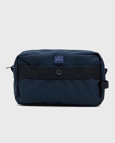 Gant Sports Wash Bag Navy