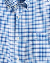 Load image into Gallery viewer, Gant Broadcloth Gingham Shirt Blue