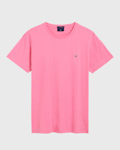 Gant The Original T-Shirt Pink Rose