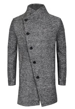Load image into Gallery viewer, Religion Noirex Coat Grey Black