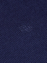 Load image into Gallery viewer, Remus Uomo V-Neck Jumper Dark Blue