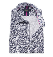Load image into Gallery viewer, Guide London Floral Print Short Sleeved Shirt