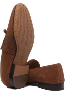 Justin Reece Wilmot Loafer Shoes Tan