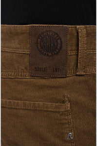 Replay Anbass Cord Jeans Burnt Tan