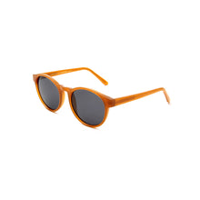 Load image into Gallery viewer, A Kjaerbede Marvin Sunglasses Yellow Transparent