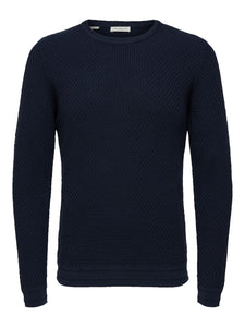 Selected Homme Oliver Jumper Navy