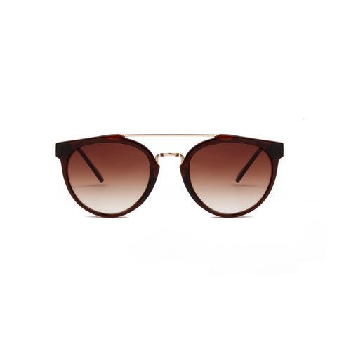 A Kjaerbede Posh Sunglasses Brown