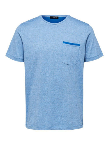 Selected Homme Dover T-Shirt Blue