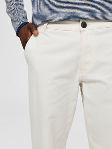 Selected Homme Three Paris Chino Turtledove