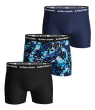 Load image into Gallery viewer, Bjorn Borg LA Leaf Boxer Shorts Blue