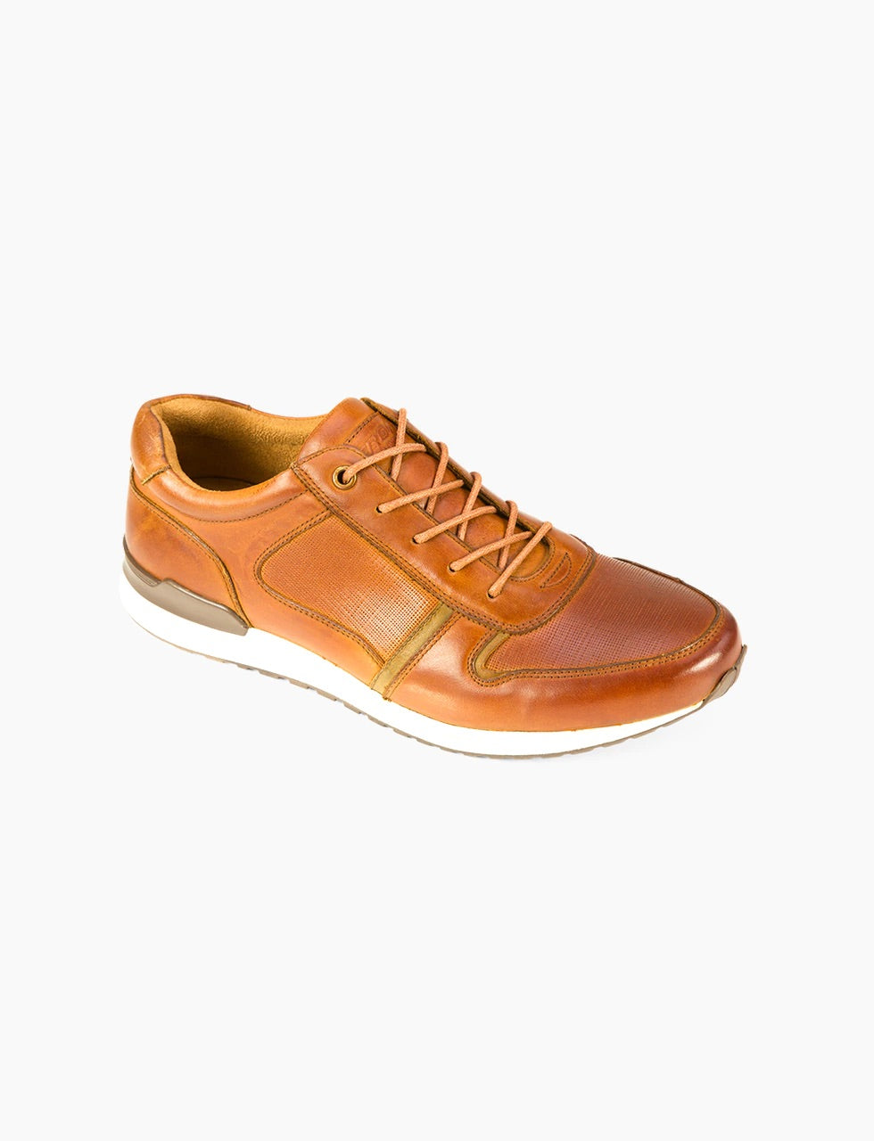 Front Tiago Trainers Tan