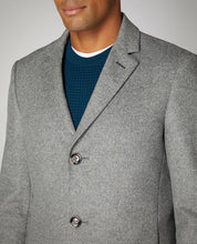 Load image into Gallery viewer, Remus Uomo Rueben Coat Grey