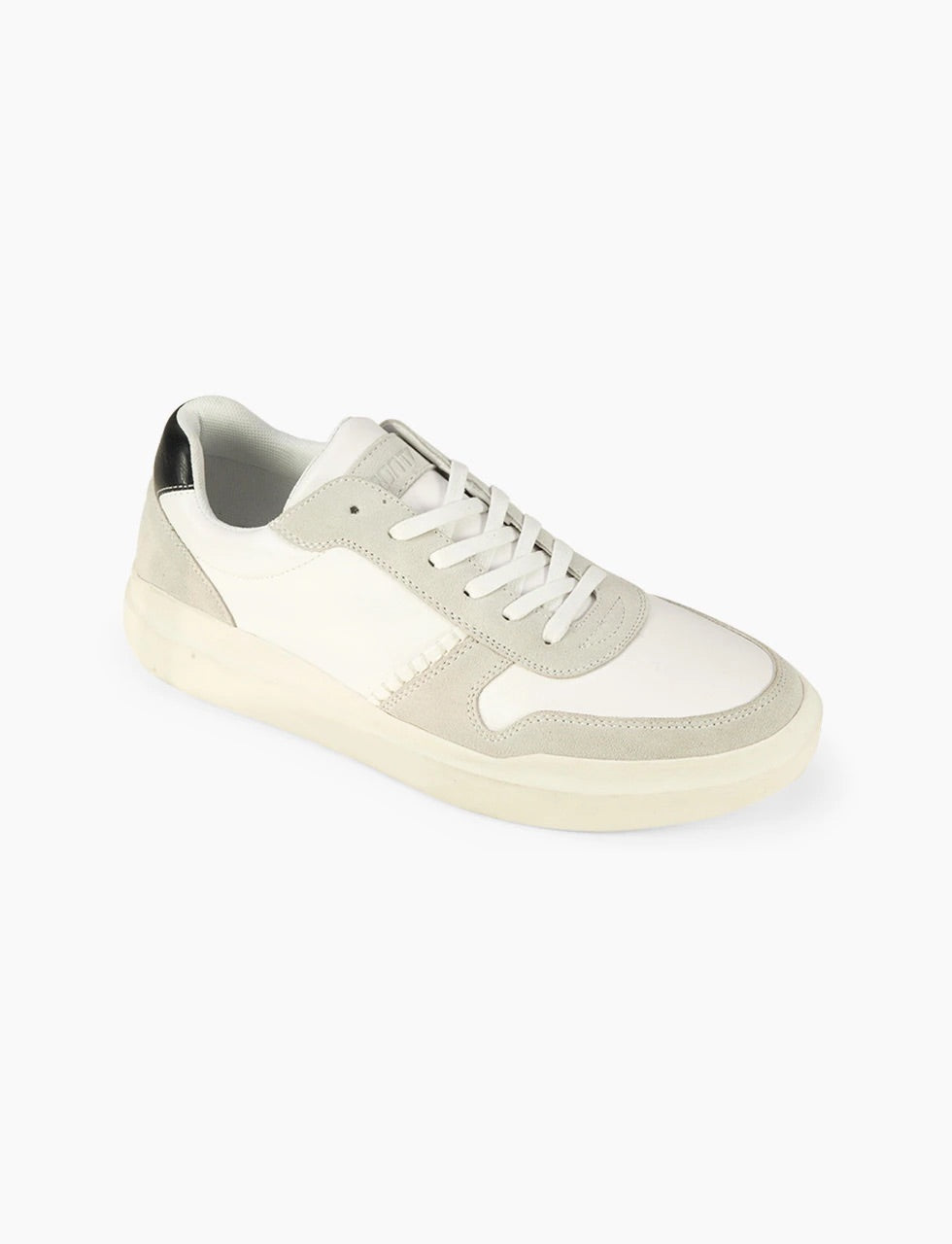 Front Hund Trainers White