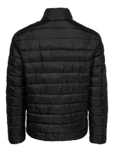 Load image into Gallery viewer, Only & Sons Steven Quilted Jacket Black
