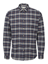 Load image into Gallery viewer, Selected Homme Harry Check Shirt Blue