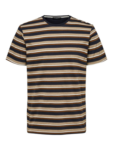 Selected Homme Sonni Stripe T-Shirt