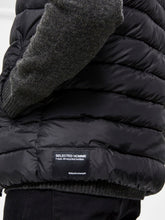 Load image into Gallery viewer, Selected Homme Change Puff Gillet Black