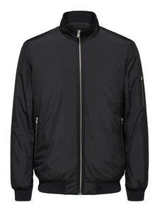 Selected Homme Son Bomber Jacket Black