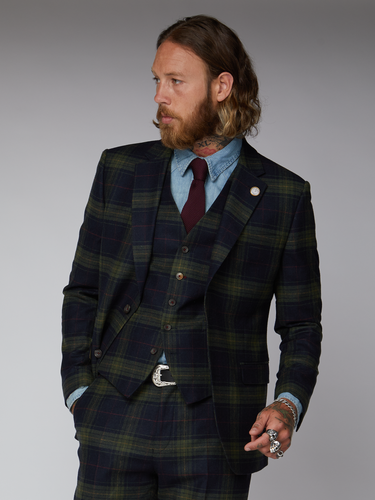 Gibson London Tartan Jacket