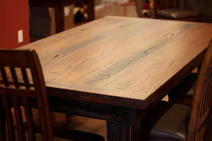 Farmhouse Table - Reclaimed Direct  Farmhouse Table, Reclaimed Wood