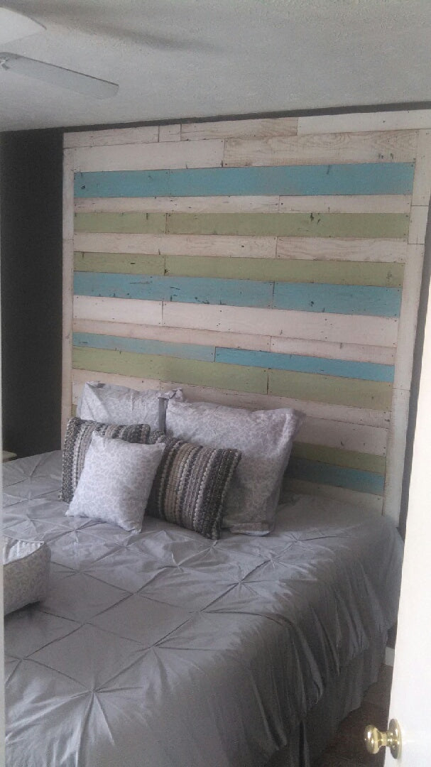 Wall Board Coastal Collection - Reclaimed Direct  Wall Board Coastal Collection, Reclaimed Wood