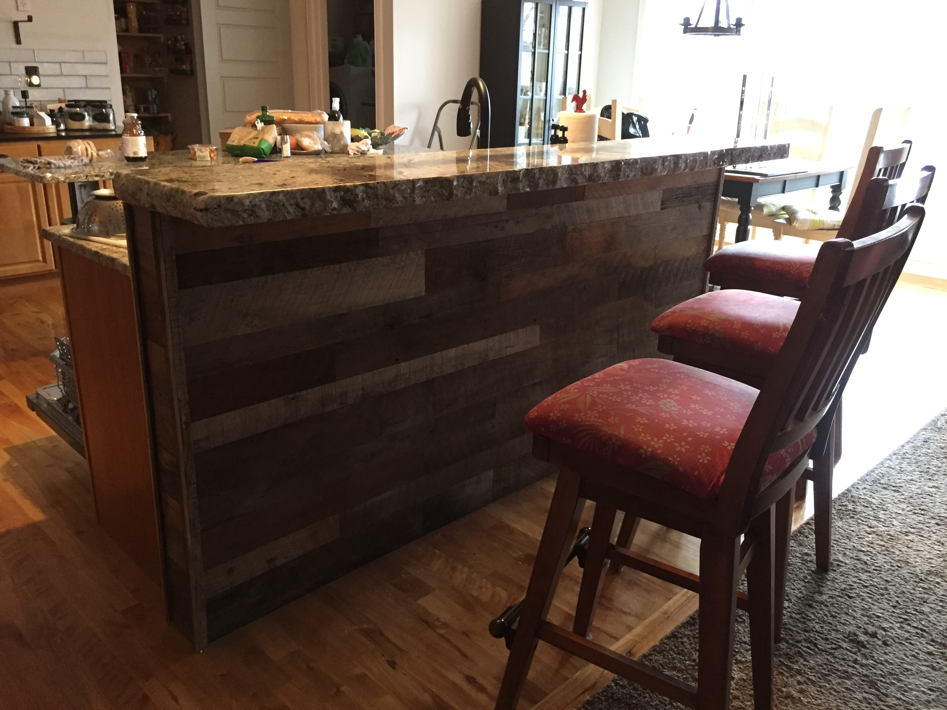 Reclaimed Wall Board Brown/Grey Mix - Reclaimed Direct  Reclaimed Wall Board Brown/Grey Mix, Reclaimed Wood