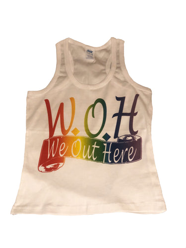 Pride W.O.H We Out Here Tank