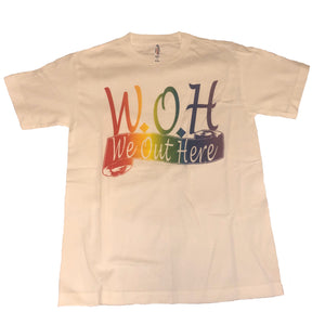 Pride W.O.H We Out Here Shirt