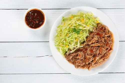Jerk Pulled Chicken