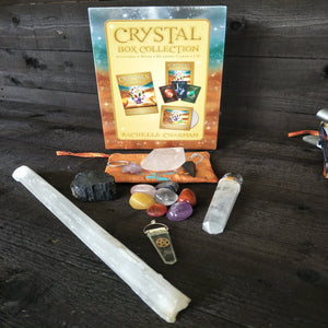 Crystal Box Collection + crystals