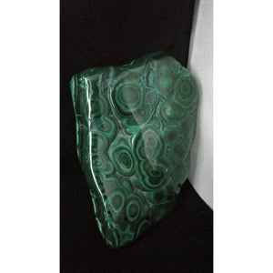 Polished Malachite Piece.