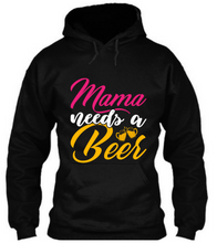 "Load image into Gallery viewer, ""MAMA BEER"" T shirt"