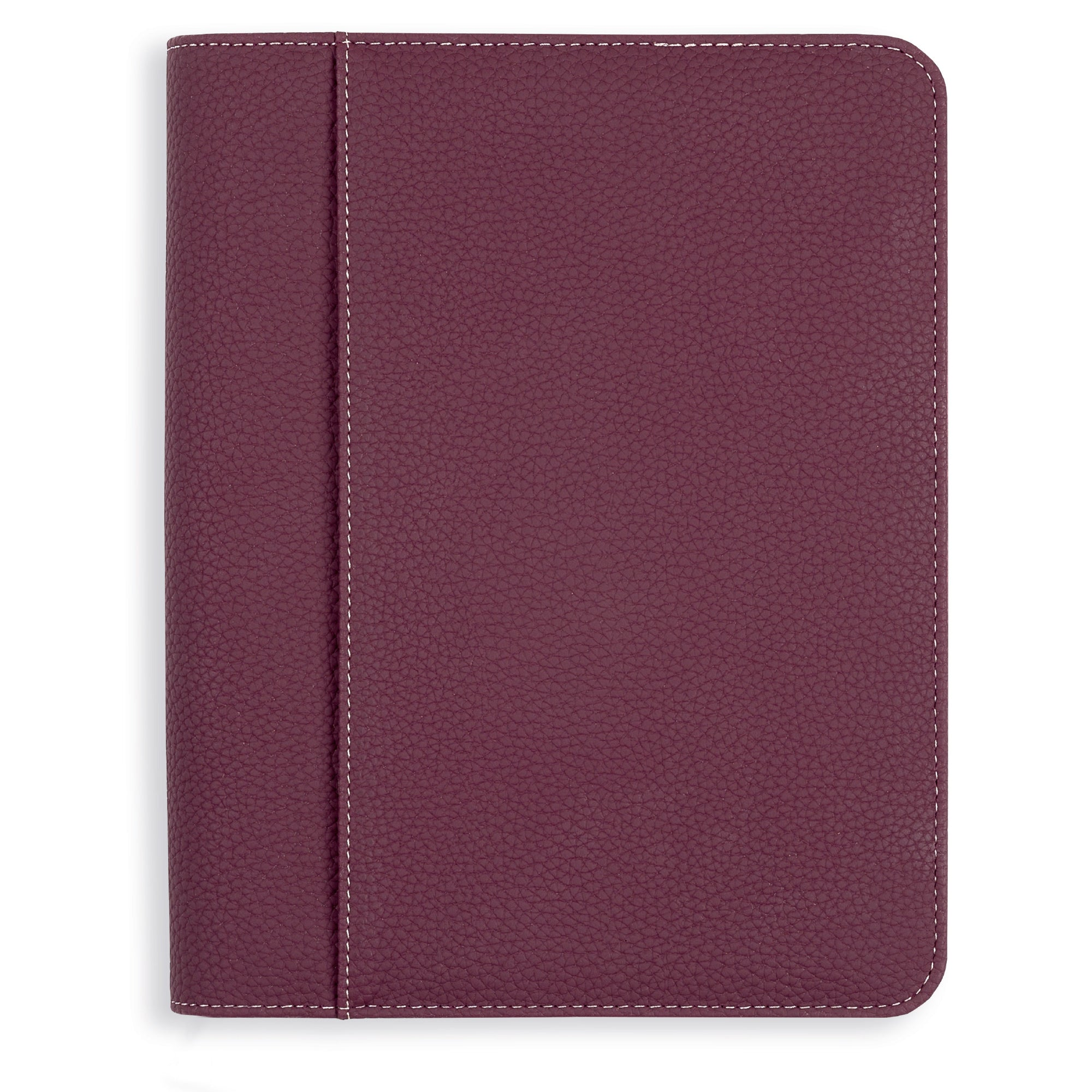 An image of Perfect Year Luxury Diary Cover I Boxclever Press Damson
