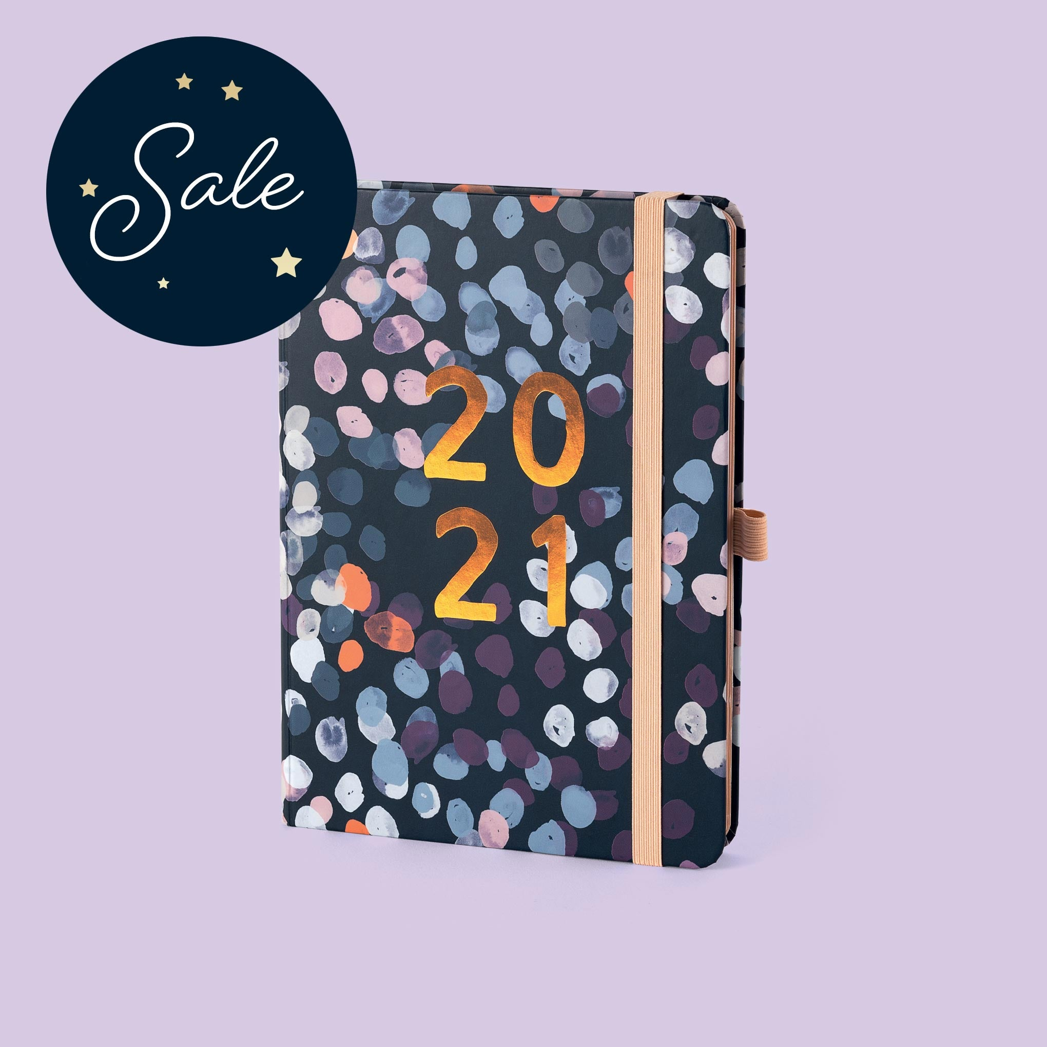 An image of 2021 Perfect Year A5 Diary I Boxclever Press I Week-to-View