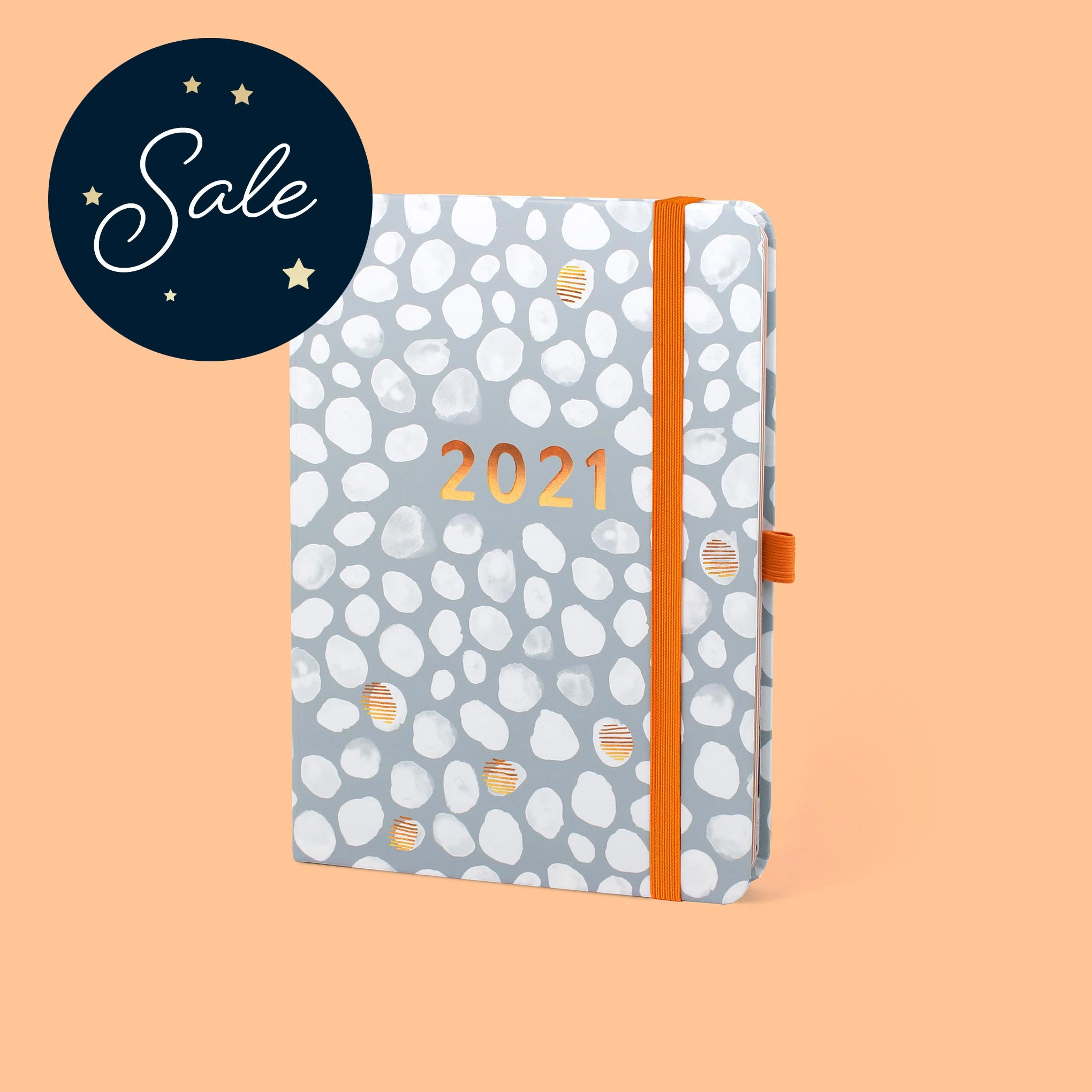 An image of 2021 Perfect Year Family A5 Diary I Week-to-View I 7 columns per day