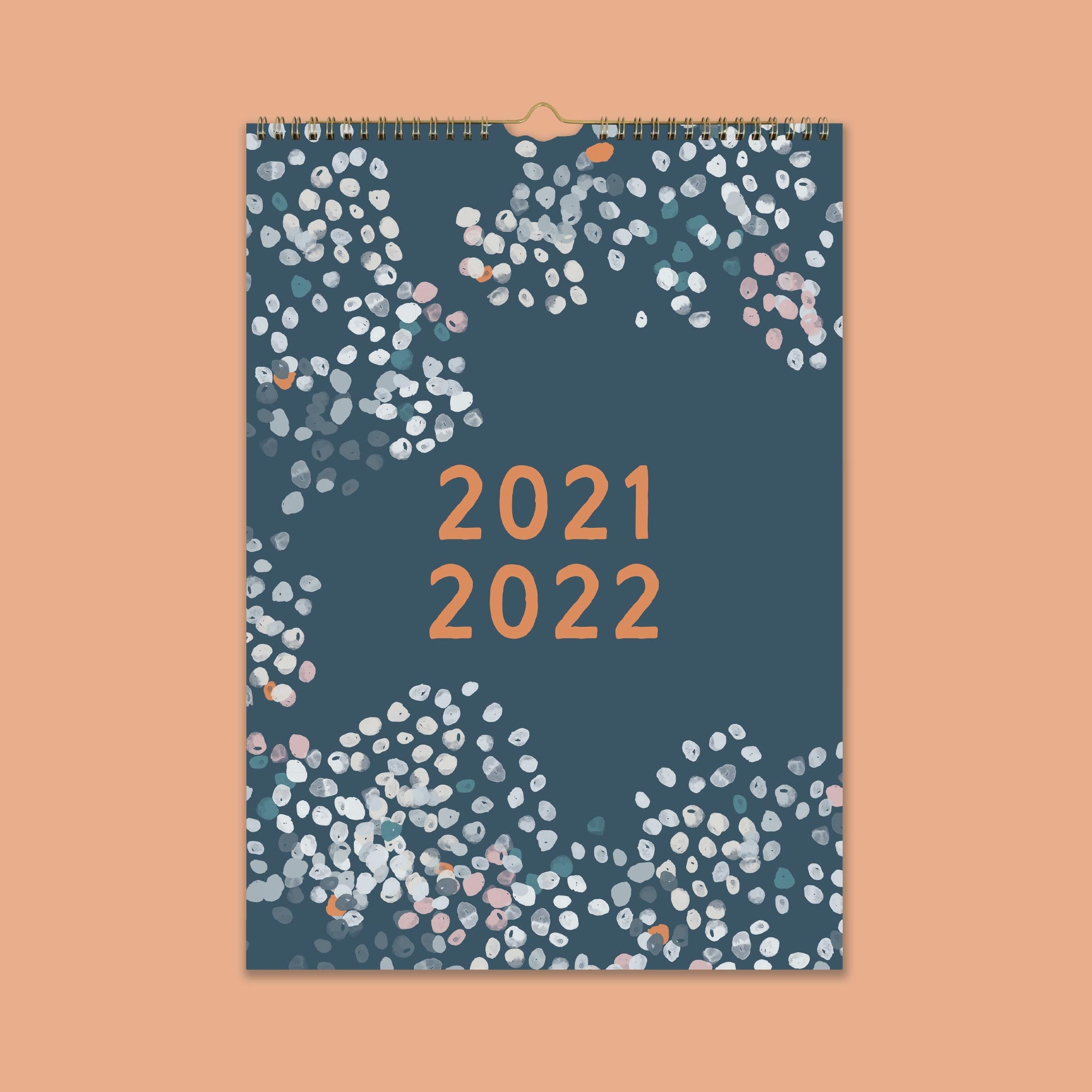 An image of 2021-2022 Perfect Year Academic A3 Calendar I Boxclever Press
