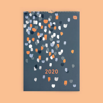 Calendario Estate 2020.2020 Calendars Academic And Full Year Wall Planners