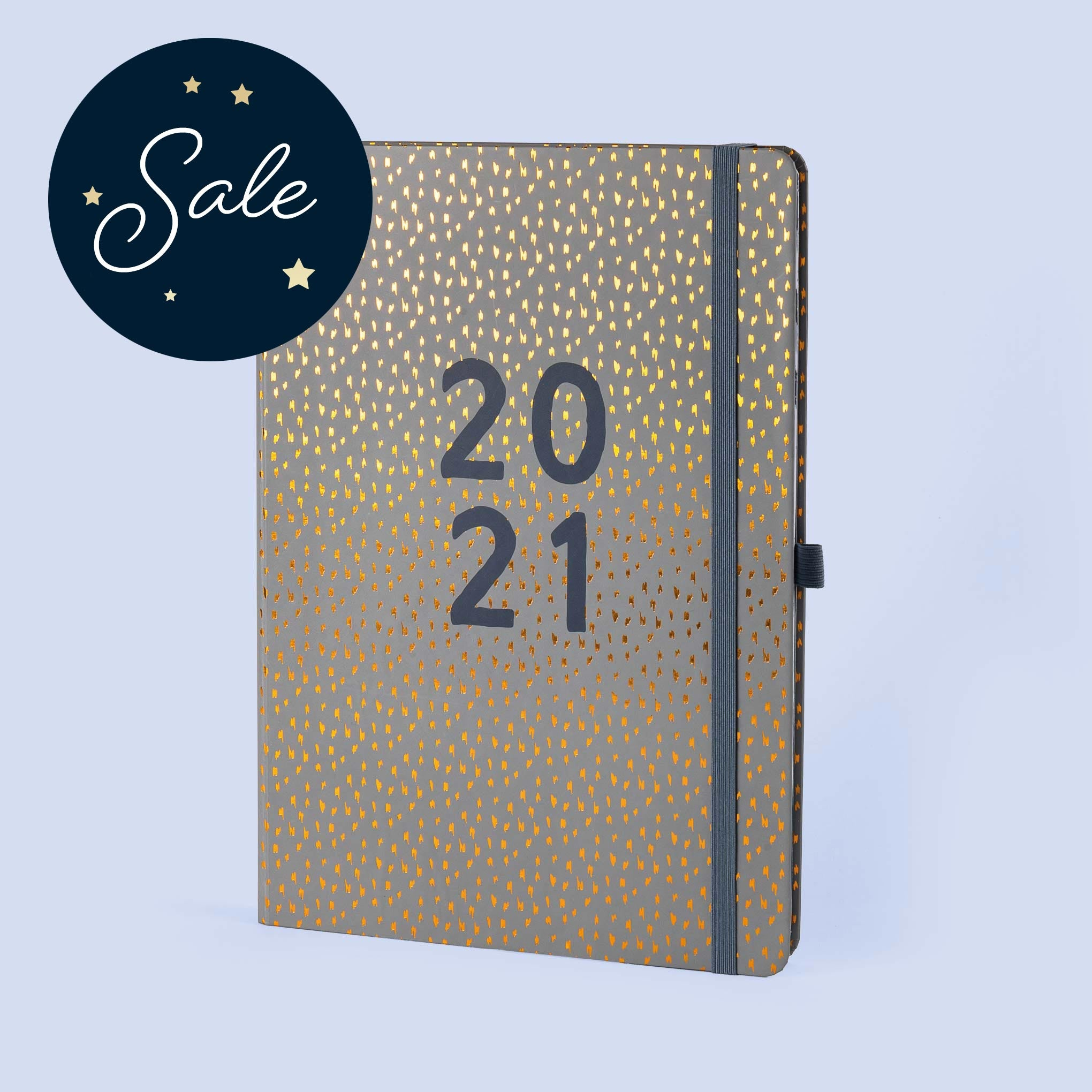 An image of 2021 Perfect Year Page-A-Day A4 Diary I Page-a-day layout I Boxclever Press