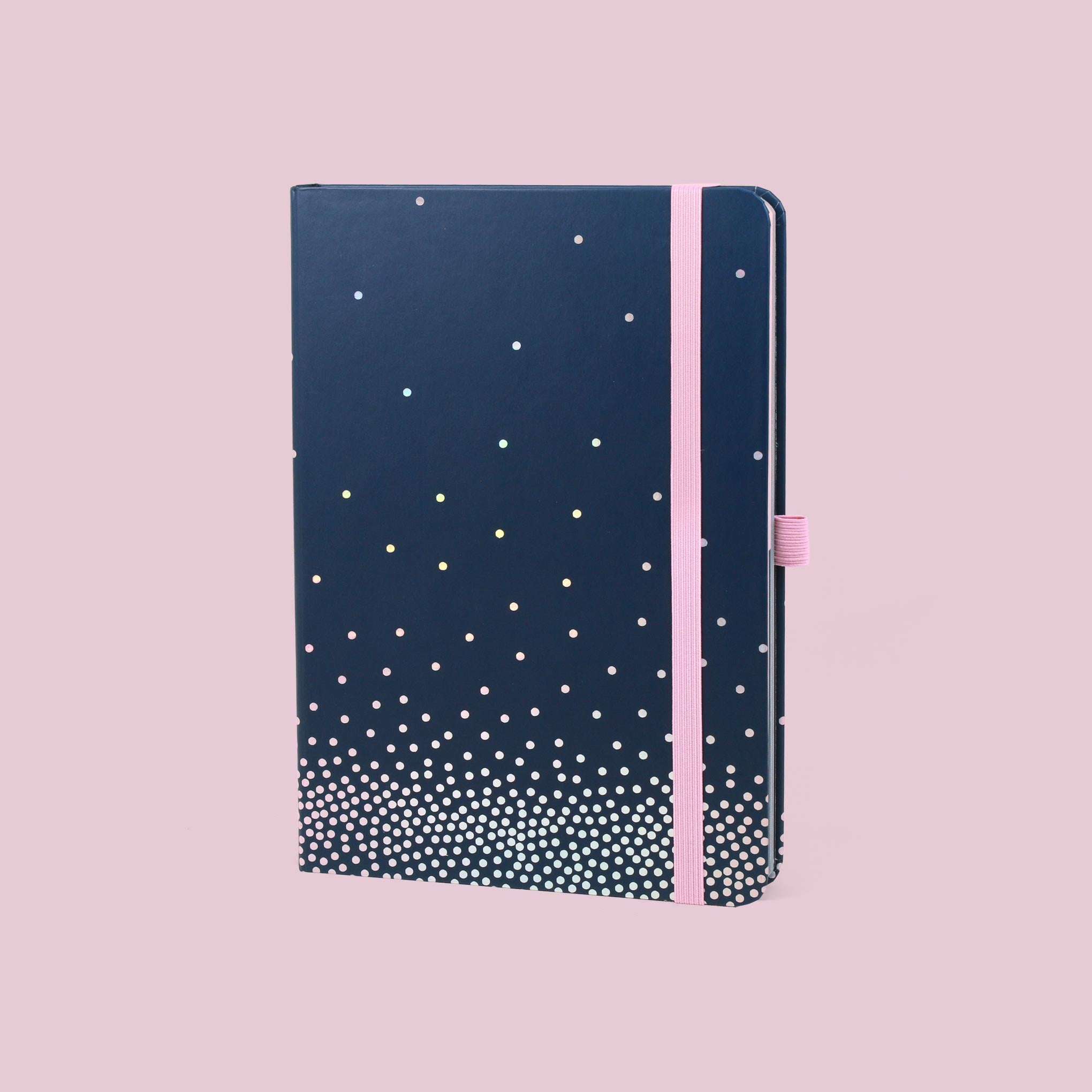 An image of Perfect Year Undated A5 Planner (Polkadot) I Boxclever Press