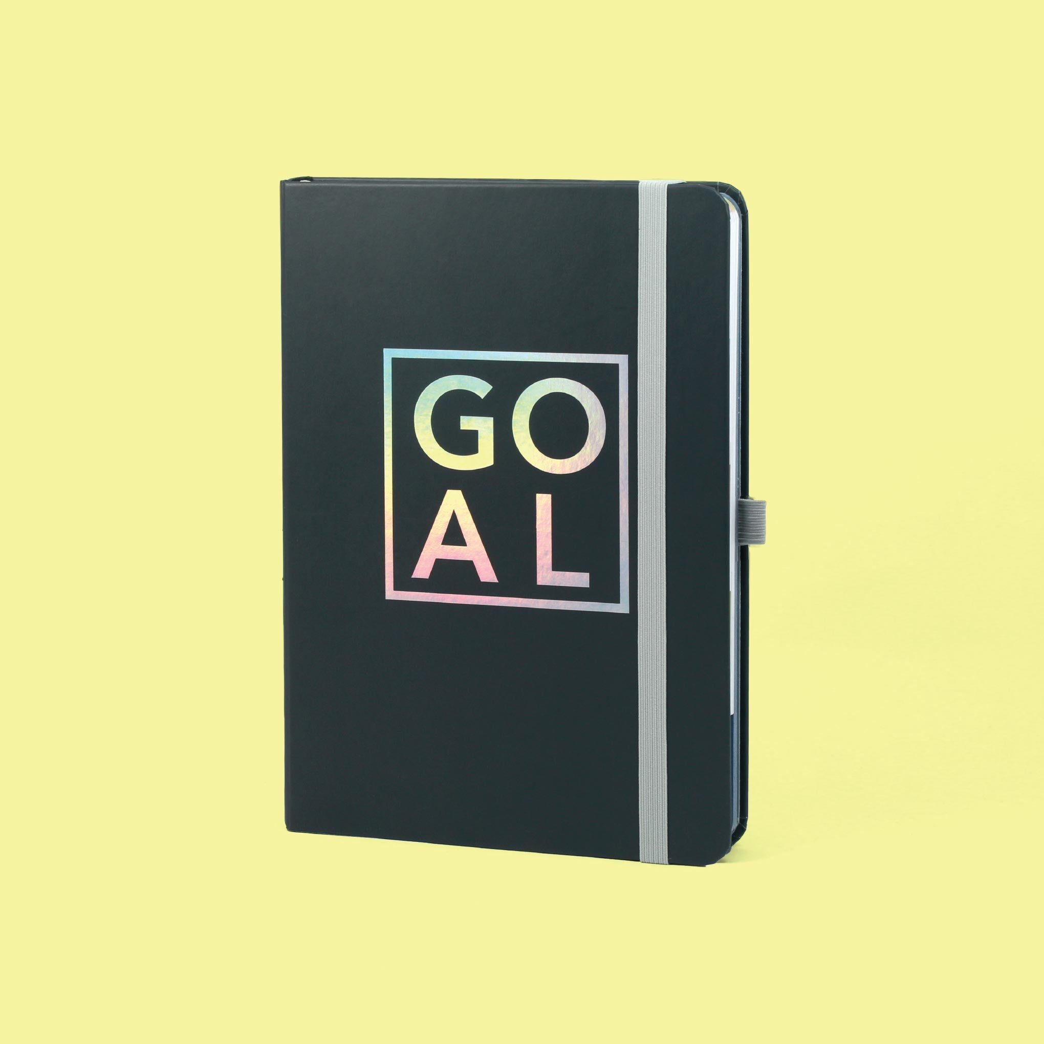 An image of Perfect Year Undated A5 Goal Planner (Iridescent) I Boxclever Press