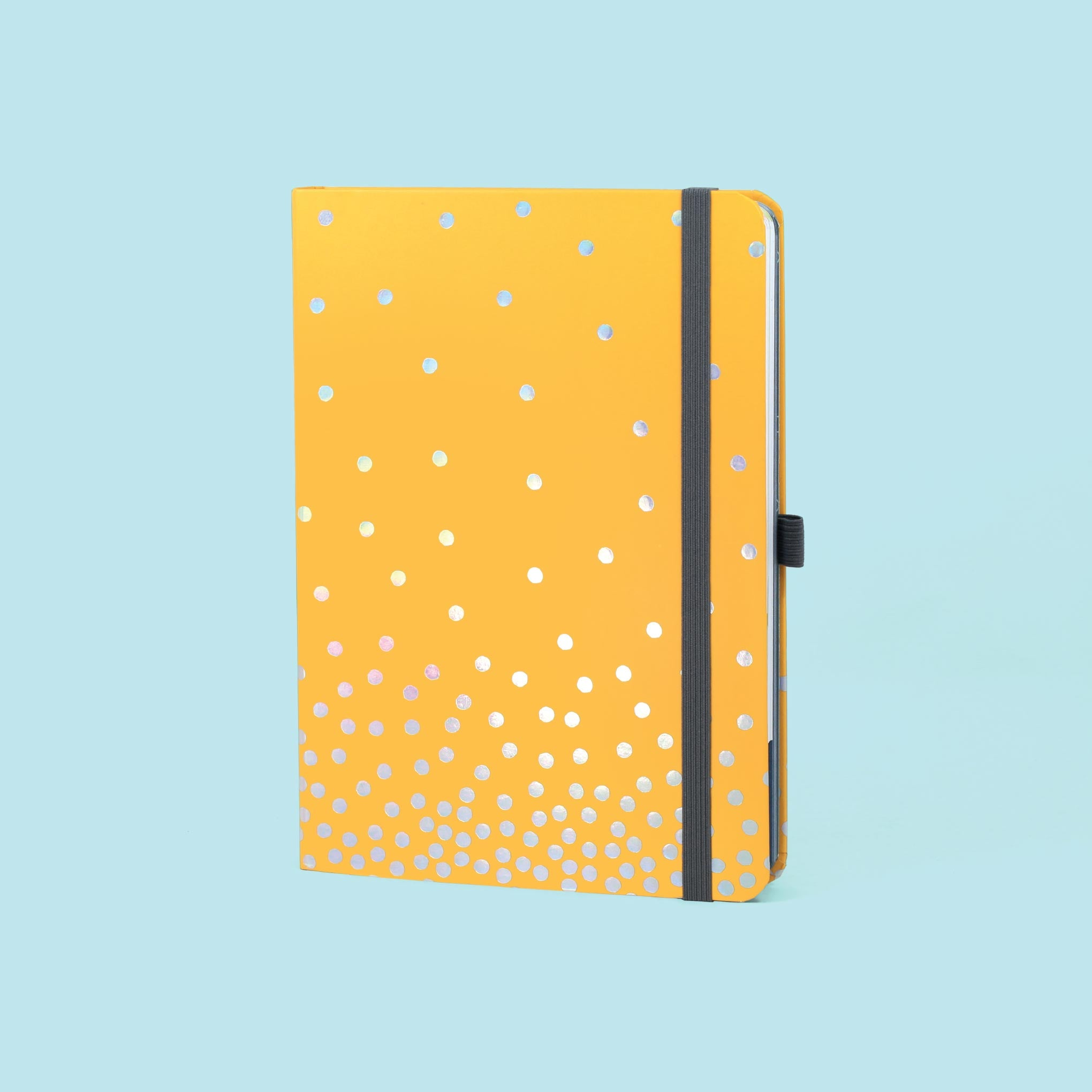 An image of Perfect Year Undated A5 Goal Planner (Sunshine) I Boxclever Press