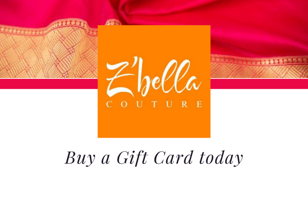 Z'Bella Gift Card