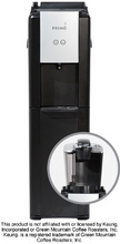 Load image into Gallery viewer, Pro Series Bottom Loading Water Dispenser with Mount for Single Serve Coffee Brewer