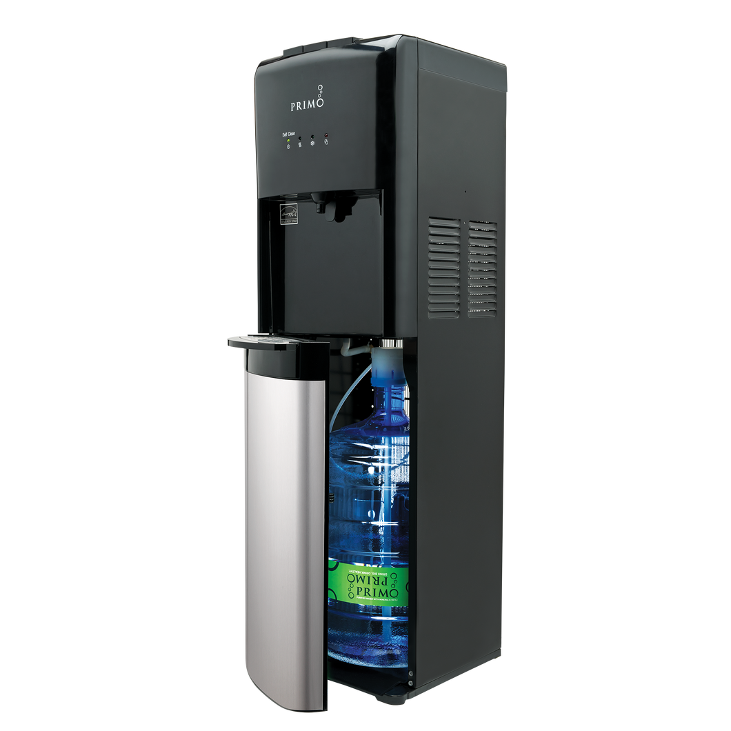 Deluxe Bottom Loading Water Dispenser with Self-Sanitization