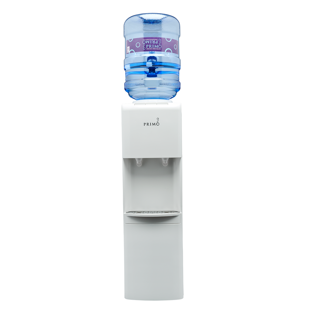 Top Loading Water Dispenser - White