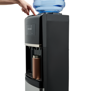 Deluxe Top Loading Water Dispenser with Pet Station - Cold Water