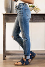 Load image into Gallery viewer, KanCan High Rise Straight Denim