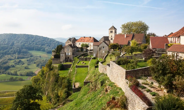 The most beautiful historic villages in France