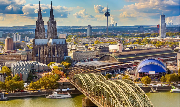 Ode to Cologne: A German city full of views and brews